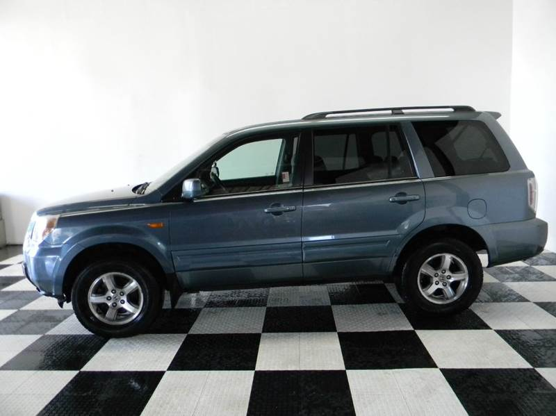 2007 honda pilot ex 4dr suv 4wd in johnson city ny price. Black Bedroom Furniture Sets. Home Design Ideas
