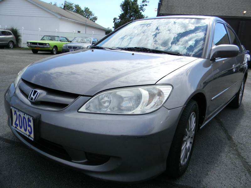 2005 honda civic ex special edition 4dr sedan in johnson. Black Bedroom Furniture Sets. Home Design Ideas