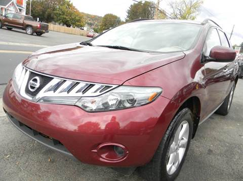 2009 Nissan Murano for sale in Johnson City, NY