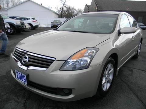 2009 Nissan Altima for sale in Johnson City, NY