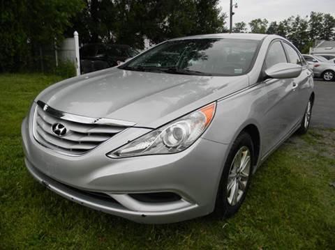 2011 Hyundai Sonata for sale in Johnson City, NY