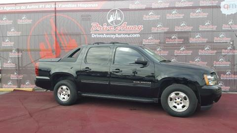 2012 Chevrolet Avalanche for sale in Houston, TX