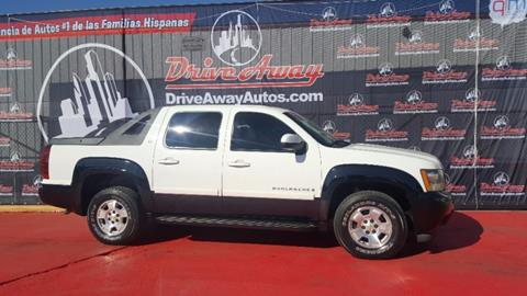 2008 Chevrolet Avalanche for sale in Houston, TX