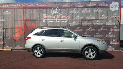 2010 Hyundai Veracruz for sale in Houston, TX