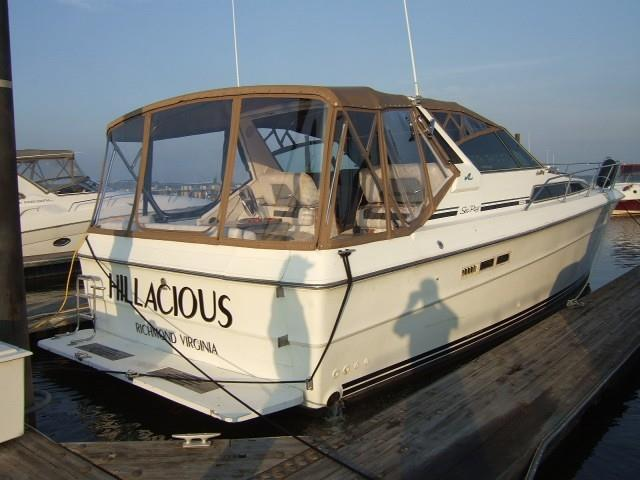 1988 Sea Ray Express Cruiser 390