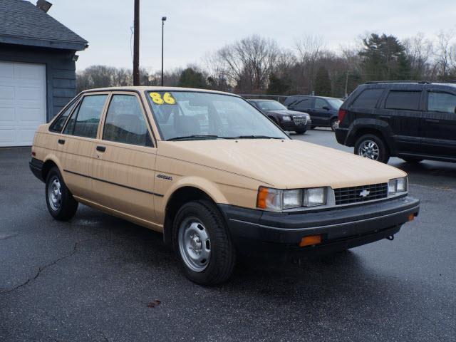Used Cars In Owensboro Ky >> 1986 Chevrolet Nova