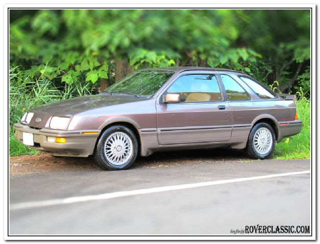 1988 Merkur XR4Ti for sale in Staten Island NY
