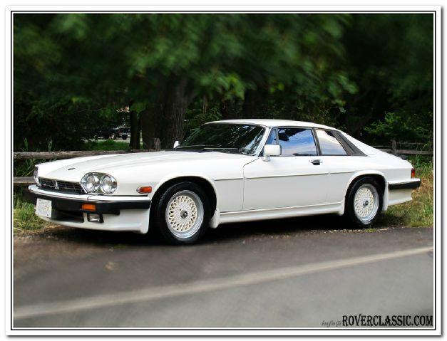 1986 Jaguar XJ-Series