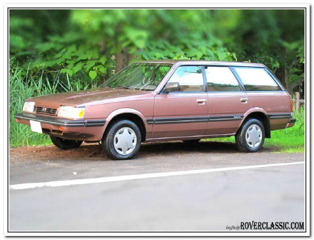 1987 Subaru GL
