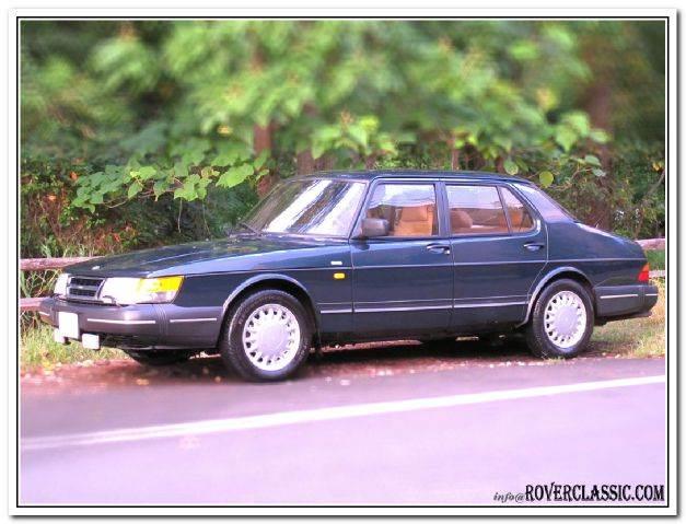 1992 Saab 900