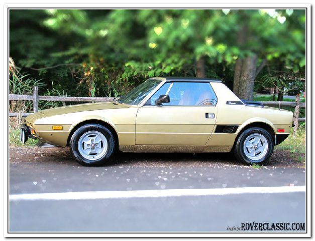 1980 FIAT X1-9