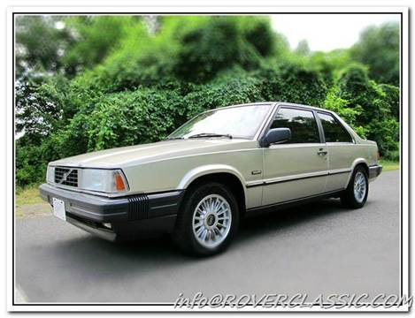 1989 Volvo 780