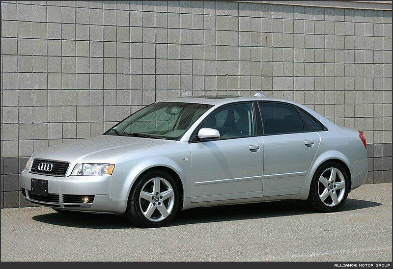 2003 audi a4 awd 1 8t quattro 4dr sedan in clear lake ia theilen auto sales. Black Bedroom Furniture Sets. Home Design Ideas