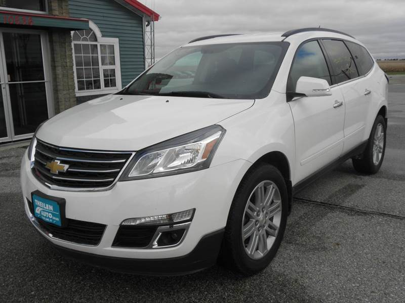 2013 chevrolet traverse awd lt 4dr suv w 1lt in clear lake. Black Bedroom Furniture Sets. Home Design Ideas
