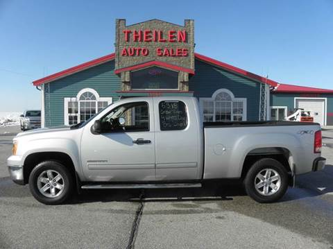 2011 GMC Sierra 1500 for sale in Clear Lake, IA