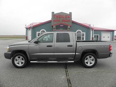 2007 Dodge Dakota for sale in Clear Lake, IA