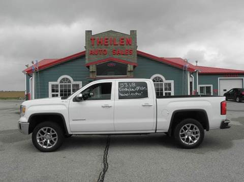 2014 GMC Sierra 1500 for sale in Clear Lake, IA