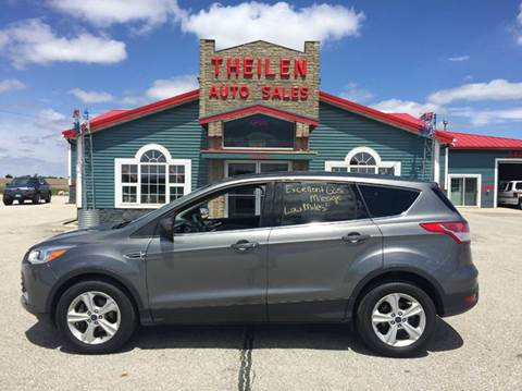2014 Ford Escape for sale in Clear Lake, IA