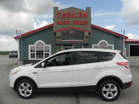 2015 Ford Escape for sale in Clear Lake, IA