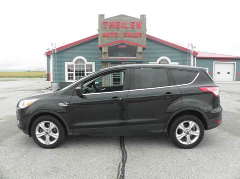 2013 Ford Escape for sale in Clear Lake, IA