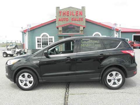 2016 Ford Escape for sale in Clear Lake, IA