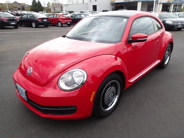 2012 Volkswagen Beetle for sale in Newberg OR