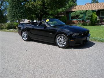 2013 Ford Mustang for sale in Spokane Valley, WA