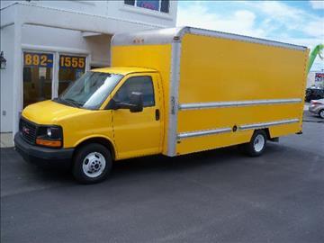 2012 GMC Savana Cutaway for sale in Spokane Valley, WA