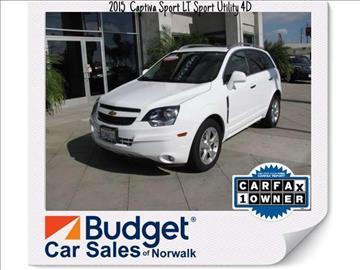 2015 Chevrolet Captiva Sport Fleet for sale in Norwalk, CA