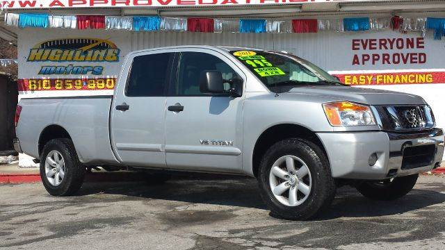 Nissan Titan Used Cars For Sale