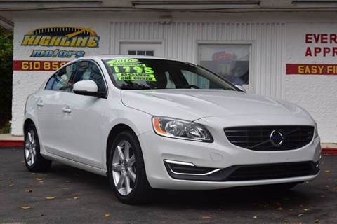 2016 Volvo S60 for sale in Aston, PA
