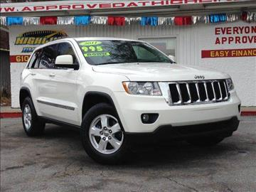 2011 Jeep Grand Cherokee for sale in Aston, PA