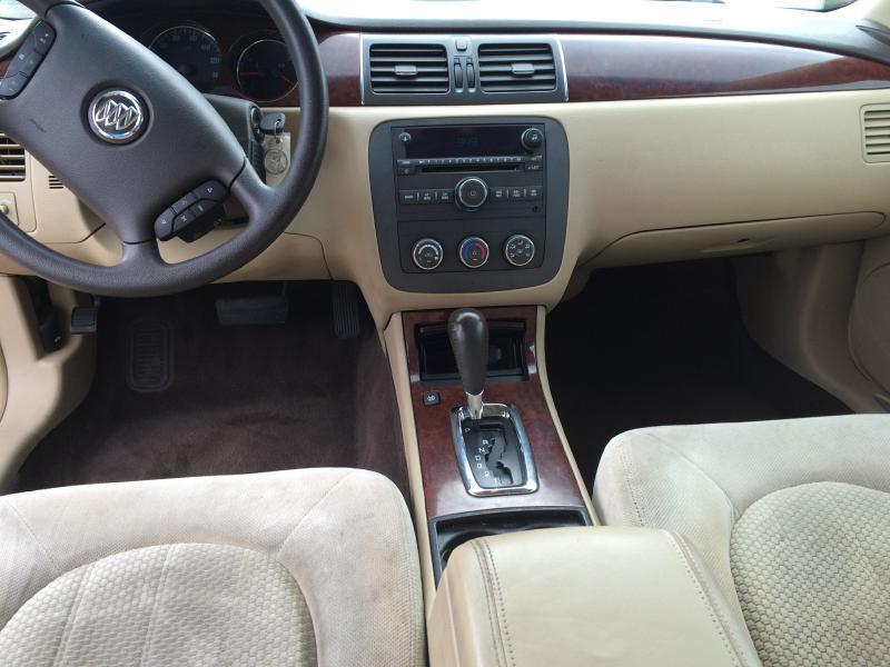 2007 Buick Lucerne CX 4dr Sedan - Beaumont TX