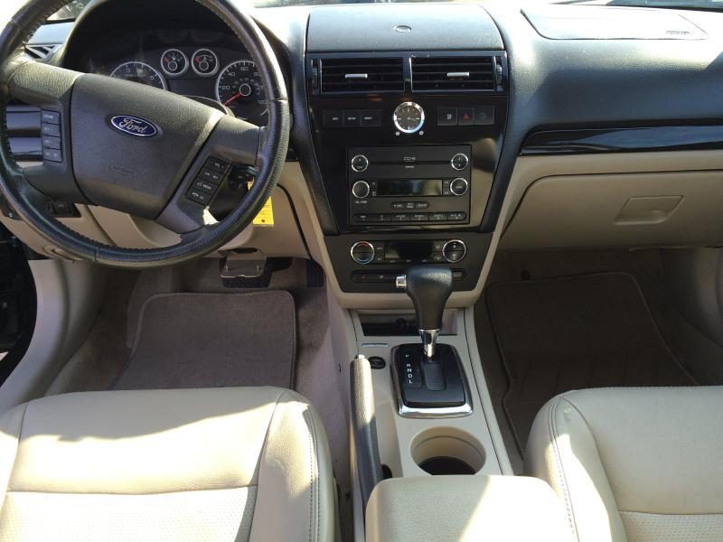 2009 Ford Fusion V6 SEL 4dr Sedan - Beaumont TX