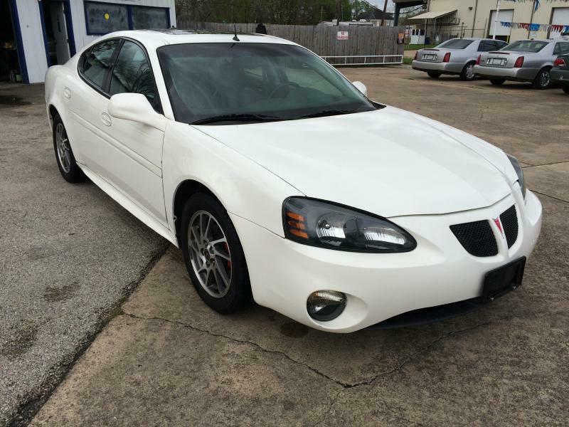 2004 pontiac grand prix gtp 4dr supercharged sedan in beaumont tx american auto company. Black Bedroom Furniture Sets. Home Design Ideas
