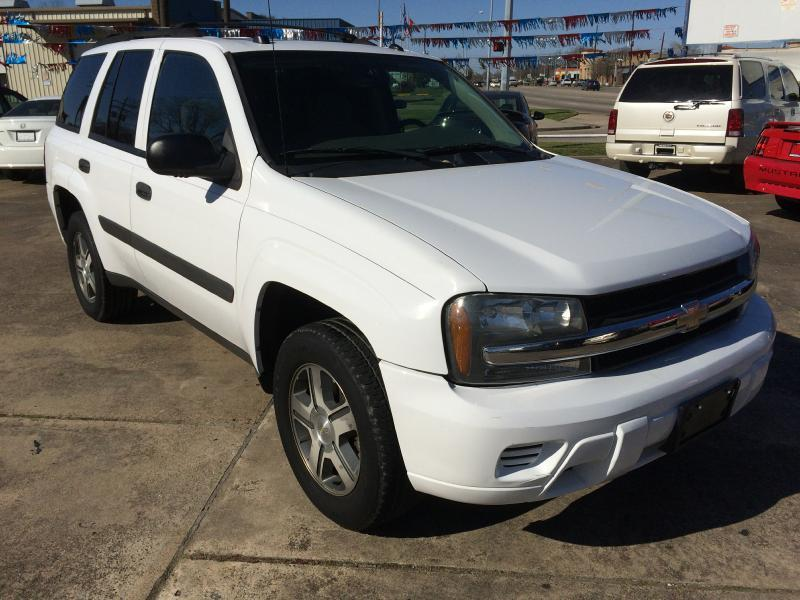 2005 chevrolet trailblazer ls 4dr suv in beaumont tx. Black Bedroom Furniture Sets. Home Design Ideas