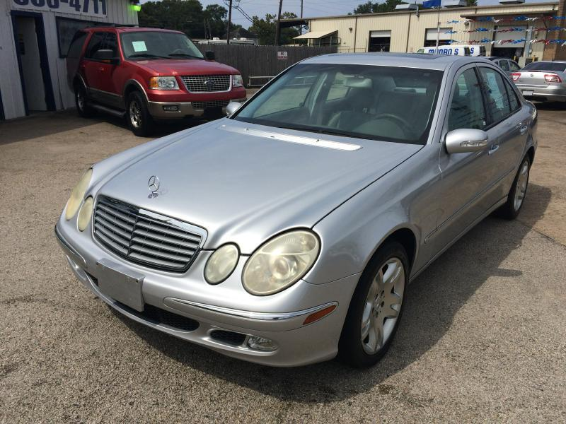 2003 Mercedes-Benz E-Class E500 4dr Sedan - Beaumont TX