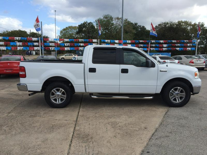 2005 Ford F-150 SUPERCREW - Beaumont TX