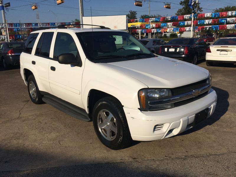 2006 Chevrolet TrailBlazer LS - Beaumont TX