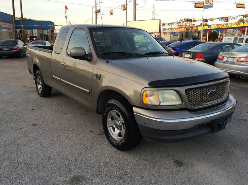 2003 Ford F-150 EXT CAB - Beaumont TX