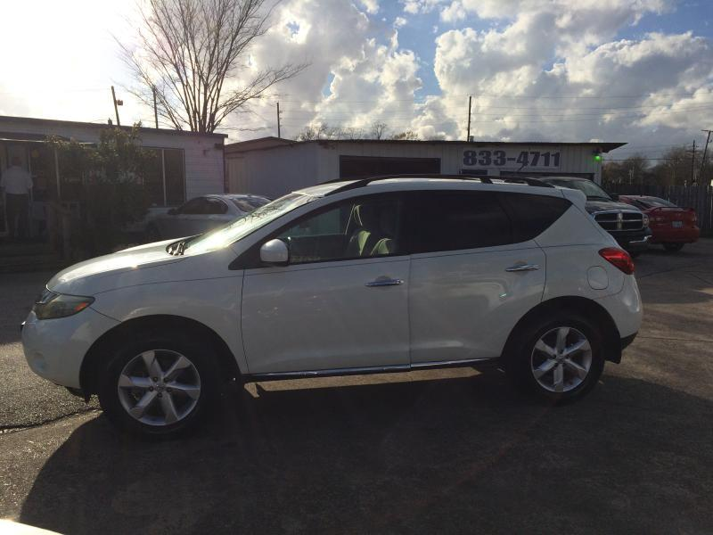 2009 Nissan Murano S 4dr SUV - Beaumont TX