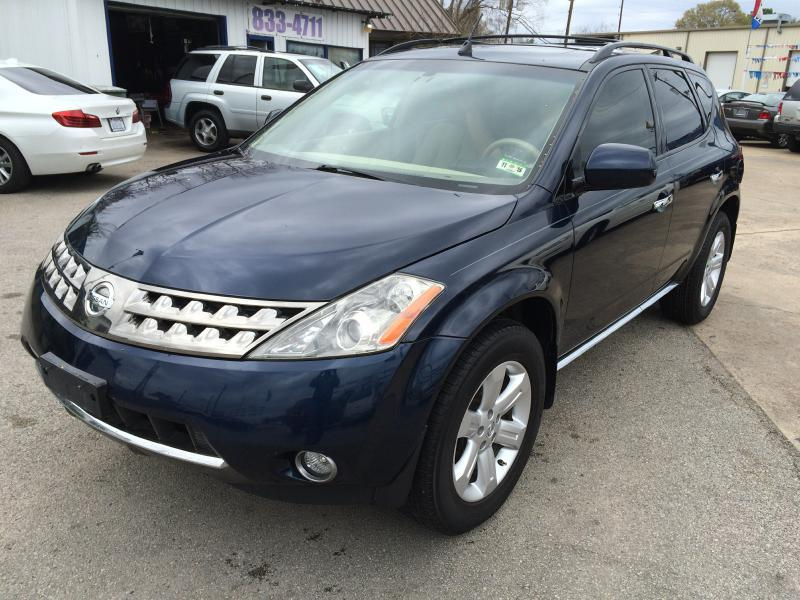 2006 nissan murano sl 4dr suv in beaumont tx american. Black Bedroom Furniture Sets. Home Design Ideas