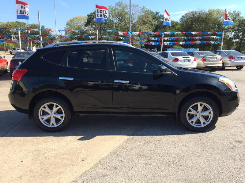 2010 Nissan Rogue SL 4dr Crossover - Beaumont TX