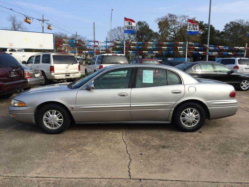 2004 Buick Lesabre Limited 4dr Sedan In Beaumont Tx