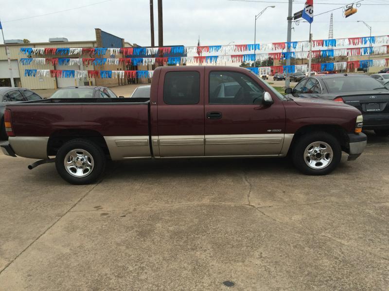 2002 Chevrolet Silverado 1500  - Beaumont TX