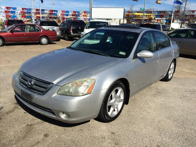 2002 nissan altima 3 5 se 4dr sedan for sale in beaumont. Black Bedroom Furniture Sets. Home Design Ideas