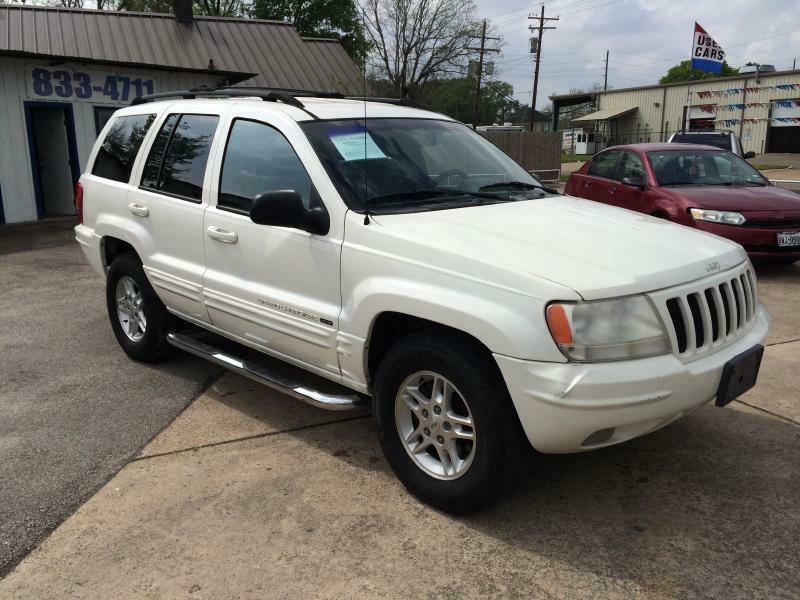 2000 jeep grand cherokee limited 4dr suv in beaumont fred port arthur. Cars Review. Best American Auto & Cars Review