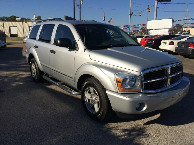 2005 dodge durango limited 4dr suv in beaumont tx. Black Bedroom Furniture Sets. Home Design Ideas