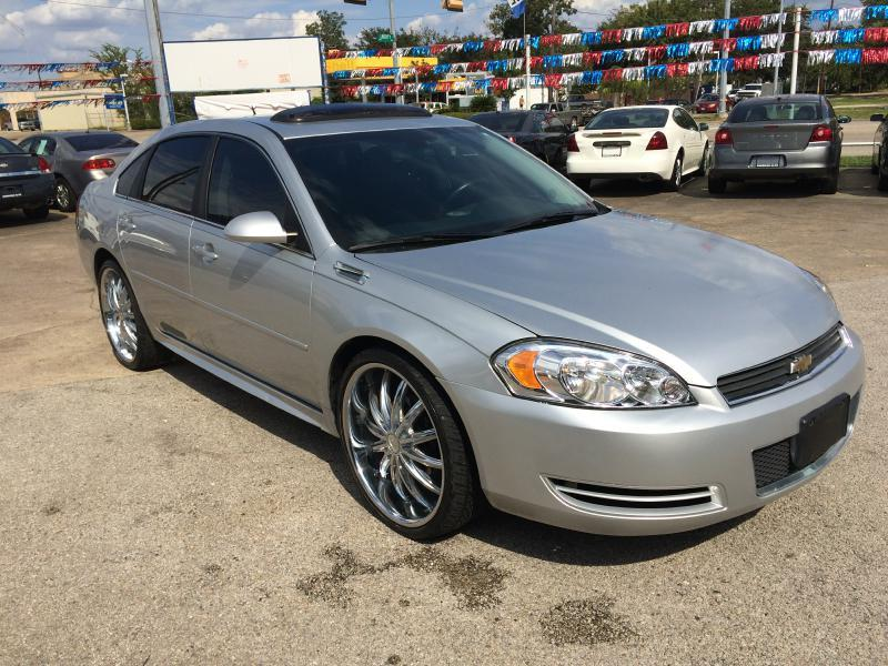 2011 Chevrolet Impala LS Fleet 4dr Sedan w/1FL - Beaumont TX