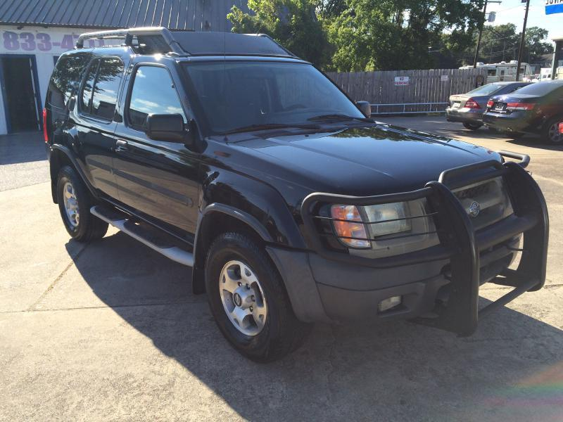 2001 nissan xterra xe v6 2wd 4dr suv in beaumont tx. Black Bedroom Furniture Sets. Home Design Ideas